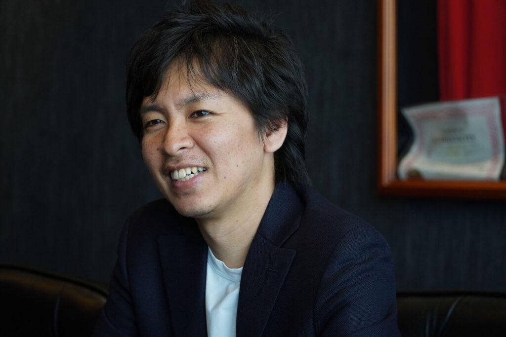 堂田隆貴氏
